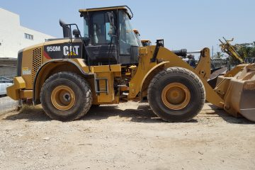 מעמיס CAT דגם 950M